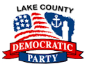 Lake County Democratic Party Logo